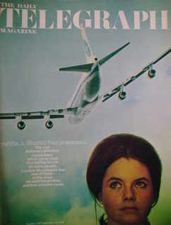 <!--1970-09-04-->The Daily Telegraph magazine - Phobia cover (4 September 1