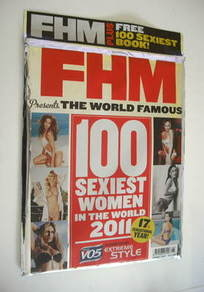 <!--2011-06-->FHM magazine - 100 Sexiest Women In The World 2011 (June 2011