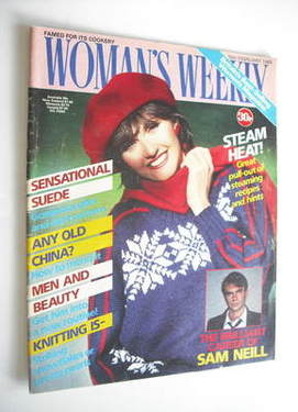 <!--1986-02-15-->Woman's Weekly magazine (15 February 1986 - British Editio