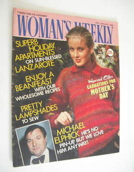 <!--1986-01-25-->British Woman's Weekly magazine (25 January 1986 - British