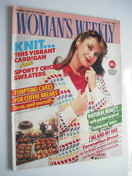 <!--1986-05-17-->Woman's Weekly magazine (17 May 1986 - British Edition)