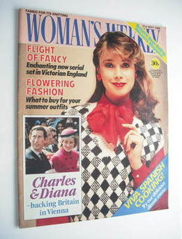 <!--1986-05-31-->Woman's Weekly magazine (31 May 1986 - British Edition)