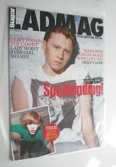 Lad magazine - Rupert Grint cover (December 2010)
