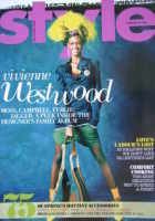 <!--2008-02-10-->Style magazine - Mimi Roche cover (10 February 2008)
