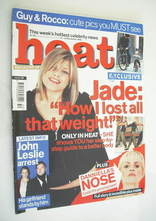 <!--2002-12-14-->Heat magazine - Jade Goody cover (14-20 December 2002)