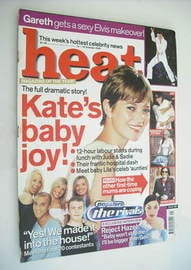<!--2002-10-12-->Heat magazine - Kate Moss cover (12-18 October 2002)