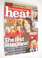 <!--2002-12-07-->Heat magazine - Mark Owen cover (7-13 December 2002)