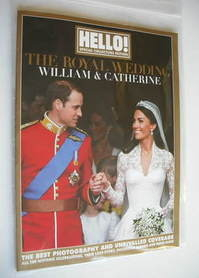 <!--2011-05-->Hello! magazine - Prince William and Kate Middleton Collector