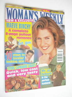 <!--1994-01-18-->Woman's Weekly magazine (18 January 1994)