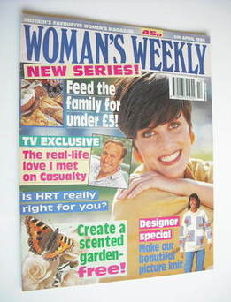 <!--1994-04-05-->Woman's Weekly magazine (5 April 1994)