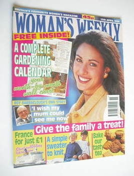 <!--1994-04-12-->Woman's Weekly magazine (12 April 1994)