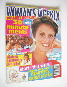 <!--1994-04-26-->Woman's Weekly magazine (26 April 1994)