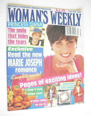 <!--1994-05-17-->Woman's Weekly magazine (17 May 1994)