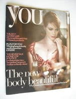 <!--2011-05-22-->You magazine - Christina Hendricks cover (22 May 2011)
