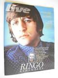 Live magazine - Ringo Starr cover (22 May 2011)
