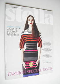<!--2011-03-06-->Stella magazine - Fashion Special Issue (6 March 2011)