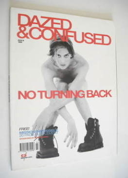 Dazed & Confused magazine (September 1994 - Donovan Leitch cover)