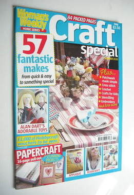 <!--2010-08-->Woman's Weekly magazine - Craft Special (Summer 2010)