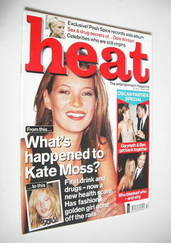 <!--2000-04-06-->Heat magazine - Kate Moss cover (6-12 April 2000)