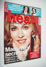 Heat magazine - Madonna cover (3-9 June 2000)