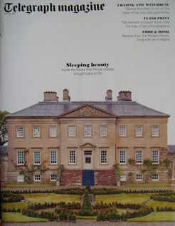 <!--2011-05-28-->Telegraph magazine - Dumfries House cover (28 May 2011)