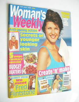 <!--1994-07-05-->Woman's Weekly magazine (5 July 1994)