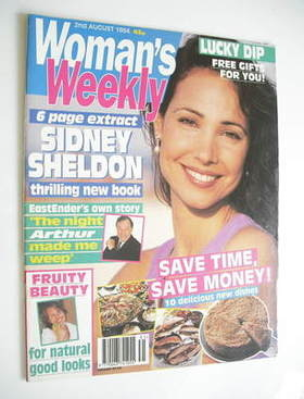 <!--1994-08-02-->Woman's Weekly magazine (2 August 1994)