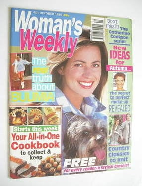 <!--1994-10-04-->Woman's Weekly magazine (4 October 1994)