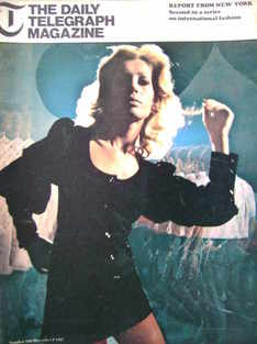 <!--1967-12-08-->The Daily Telegraph magazine - International Fashion cover
