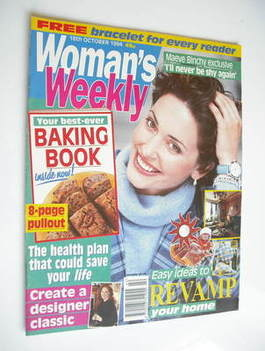 <!--1994-10-18-->Woman's Weekly magazine (18 October 1994)