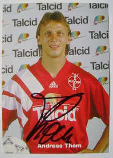 Andreas Thom autograph