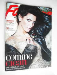 <!--2011-05-08-->Fabulous magazine - Sarah Harding cover (8 May 2011)