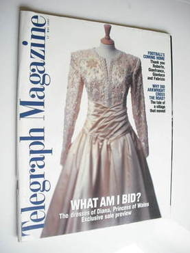 <!--1997-05-17-->Telegraph magazine - The Dresses of Diana Princess of Wale