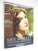 Sky TV magazine - June 2011 - Kate Winslet cover