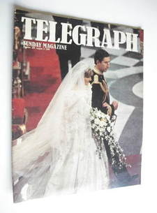 <!--1981-08-02-->Telegraph magazine - Prince Charles and Princess Diana wed
