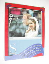 <!--2011-05-->Sunday Express magazine supplement - Prince William and Cathe
