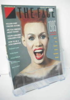 <!--1986-01-->The Face magazine - Grace Jones cover (January 1986 - Issue 69)