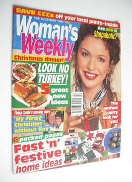 <!--1994-12-13-->Woman's Weekly magazine (13 December 1994)