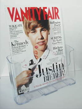 <!--2011-02-->Vanity Fair magazine - Justin Bieber cover (February 2011)