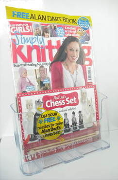 Simply Knitting magazine (Issue 80 - May 2011)