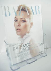 <!--2011-05-->Harper's Bazaar magazine - May 2011 - Kate Moss cover
