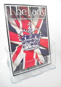 The Lady magazine (26 April 2011 - Royal Wedding Collector's Issue)