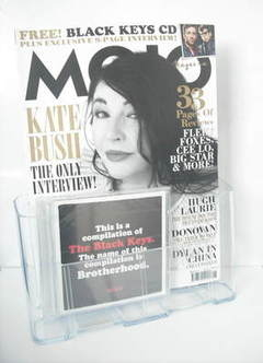 <!--2011-06-->MOJO magazine - Kate Bush cover (June 2011 - Issue 211)