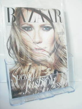 <!--2011-03-->Harper's Bazaar magazine - March 2011 - Gwyneth Paltrow cover