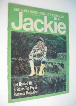 Jackie magazine - 17 March 1973 (Issue 480)
