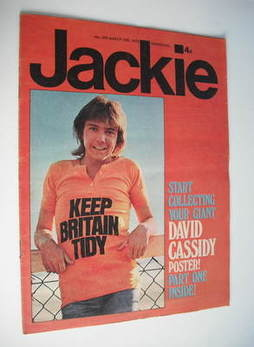 <!--1973-03-10-->Jackie magazine - 10 March 1973 (Issue 479)