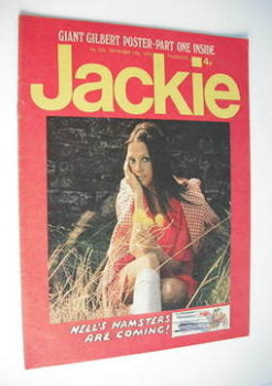 Jackie magazine - 15 September 1973 (Issue 506)