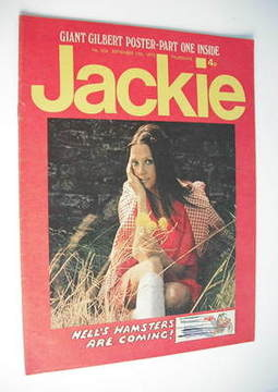 <!--1973-09-15-->Jackie magazine - 15 September 1973 (Issue 506)