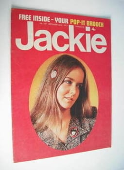 Jackie magazine - 22 September 1973 (Issue 507)