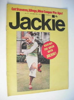 Jackie magazine - 20 October 1973 (Issue 511)
